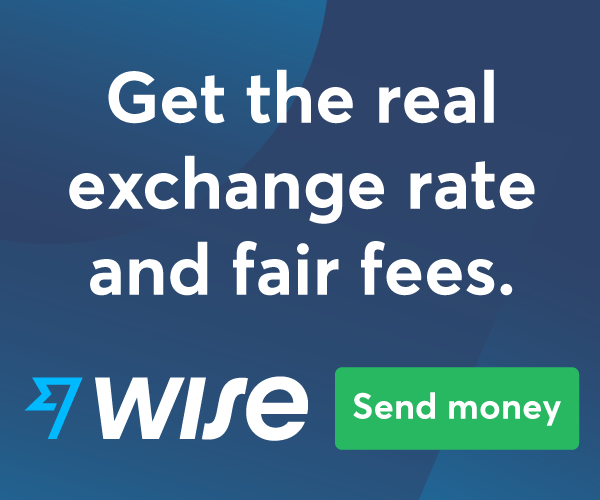 Wise, transfer money with real exchange rates and fair fees